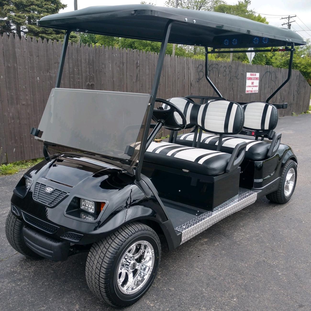 Plowman's Carts - Golf Cars - Golf Cars, Golf Carts and Utility